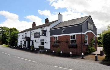 The cheshire grill public house Lach Dennis