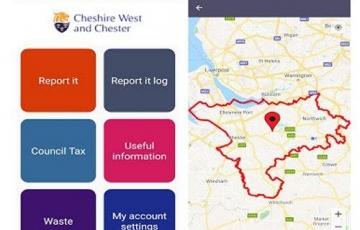 cwac report it app